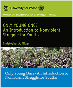Only Young Once- An Introduction to Nonviolent Struggle for Youths