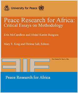 Peace Research for Africa