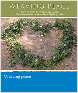 Weaving peace